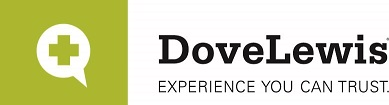 Dove Lewis Animal Hospital Logo